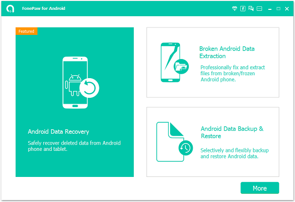 FonePaw Android Data Recovery 3 Free Download