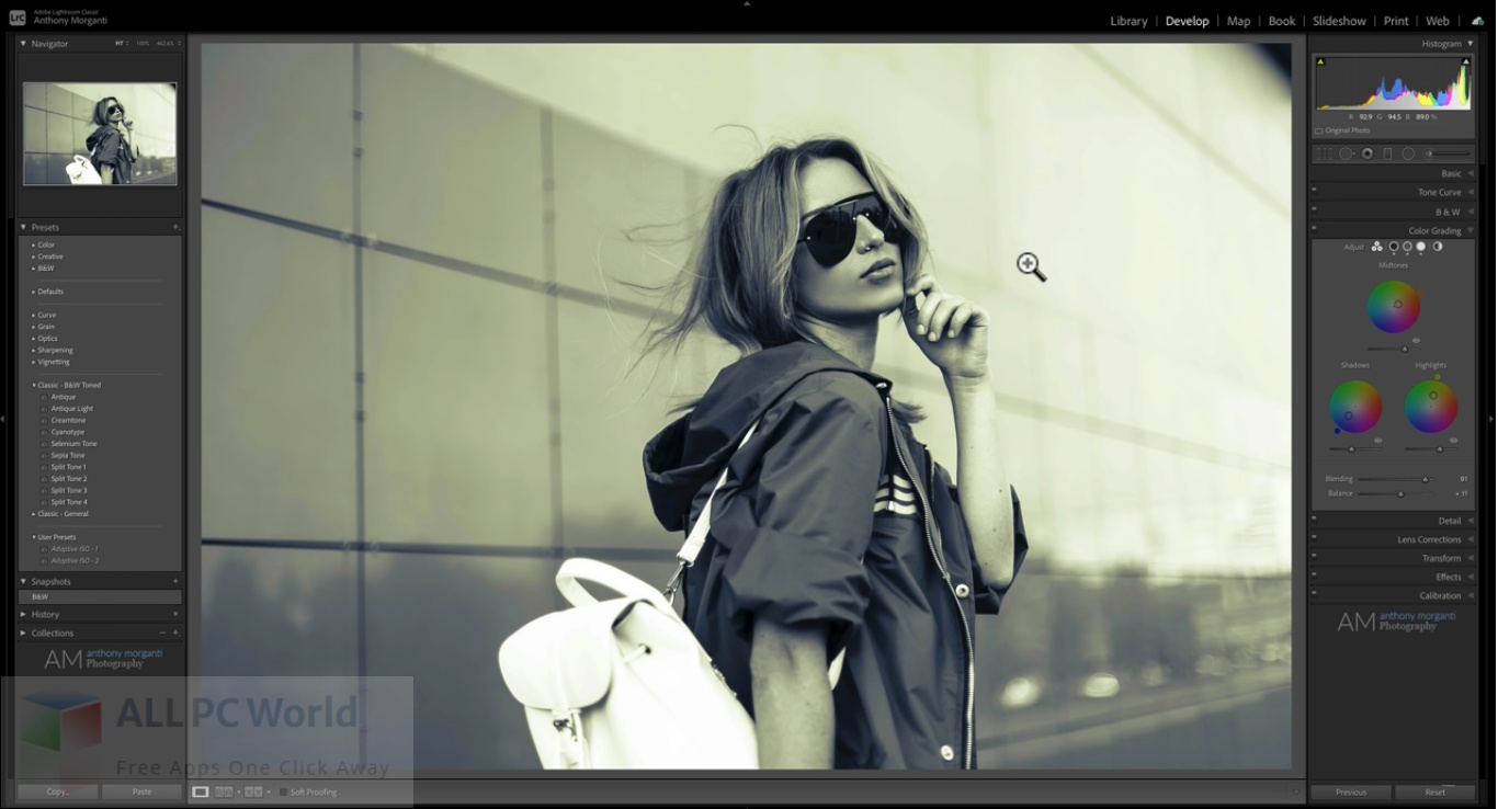 Photoshop Lightroom Classic 10 Free Download