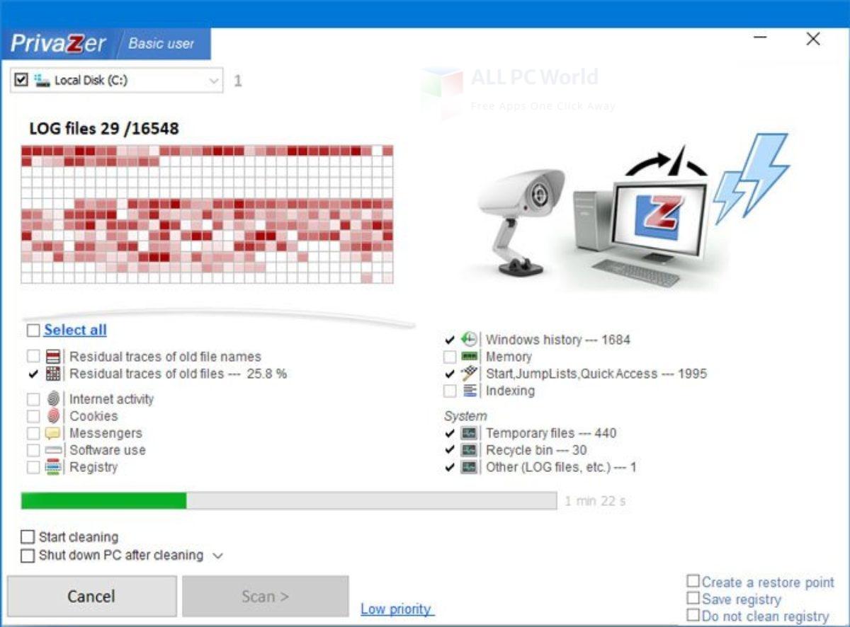 PrivaZer 4 Setup Free Download