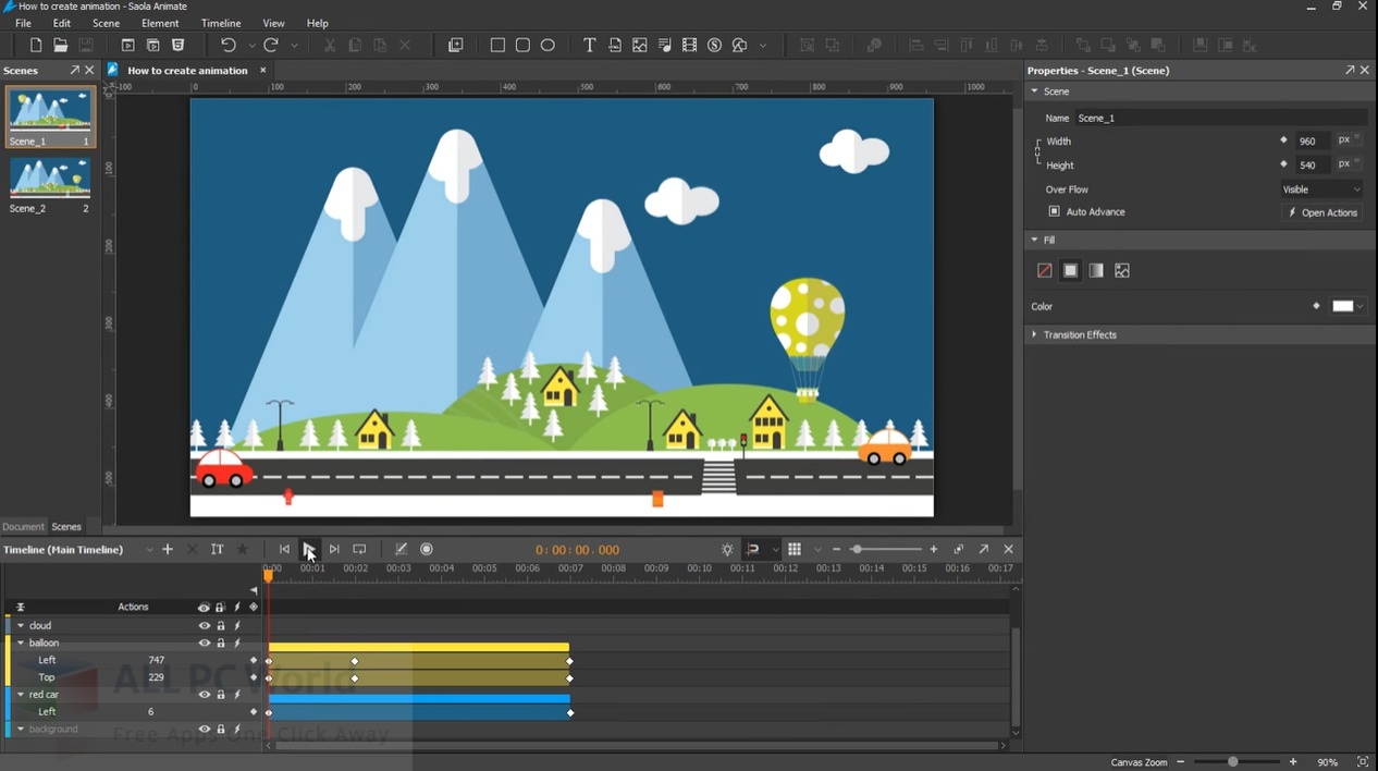 Saola Animate Pro 3 Free Download