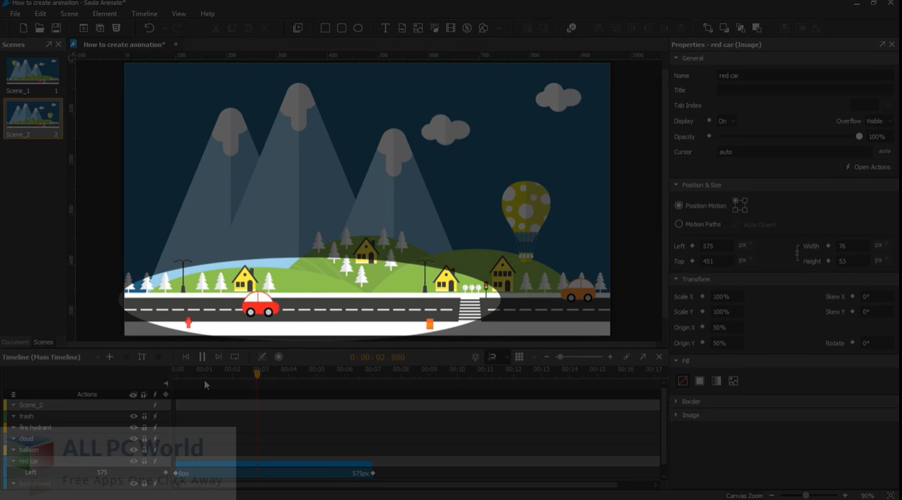 Saola Animate Pro Free Download