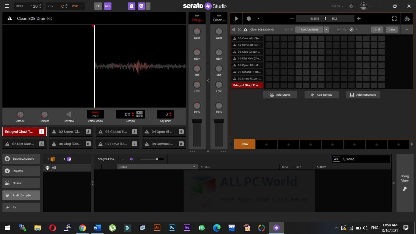 Serato Studio Download Free