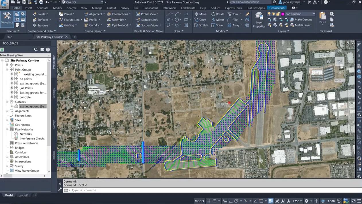 AutoCAD Civil 3D 2022 Free Download