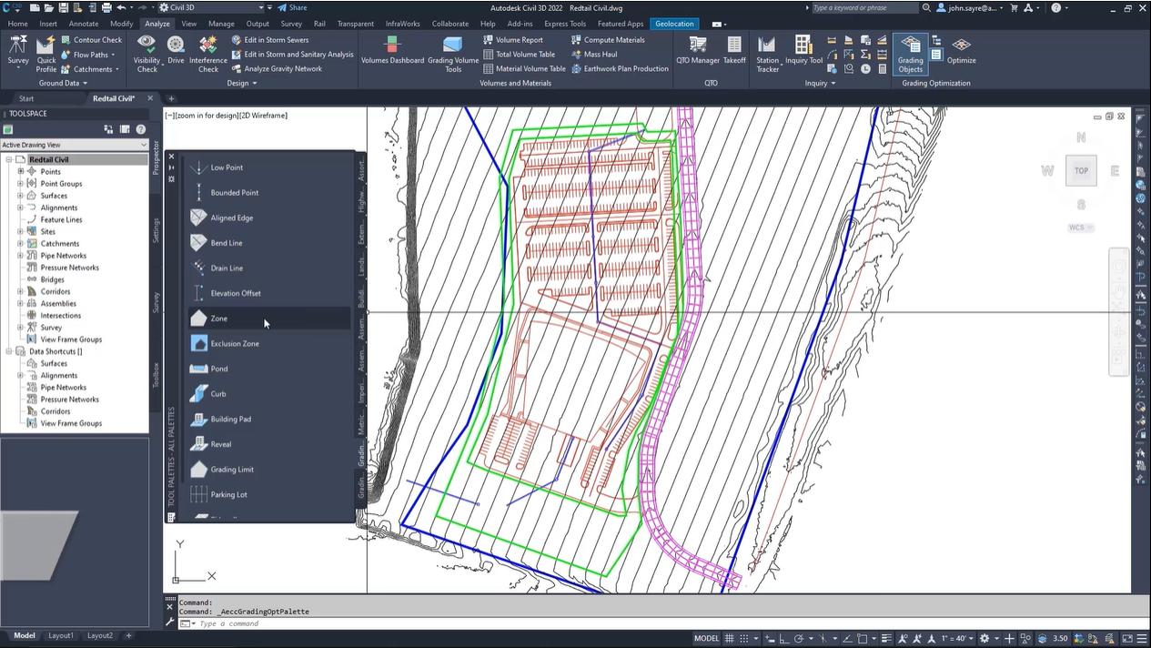 Autodesk AutoCAD Civil 3D 2022 Free Download