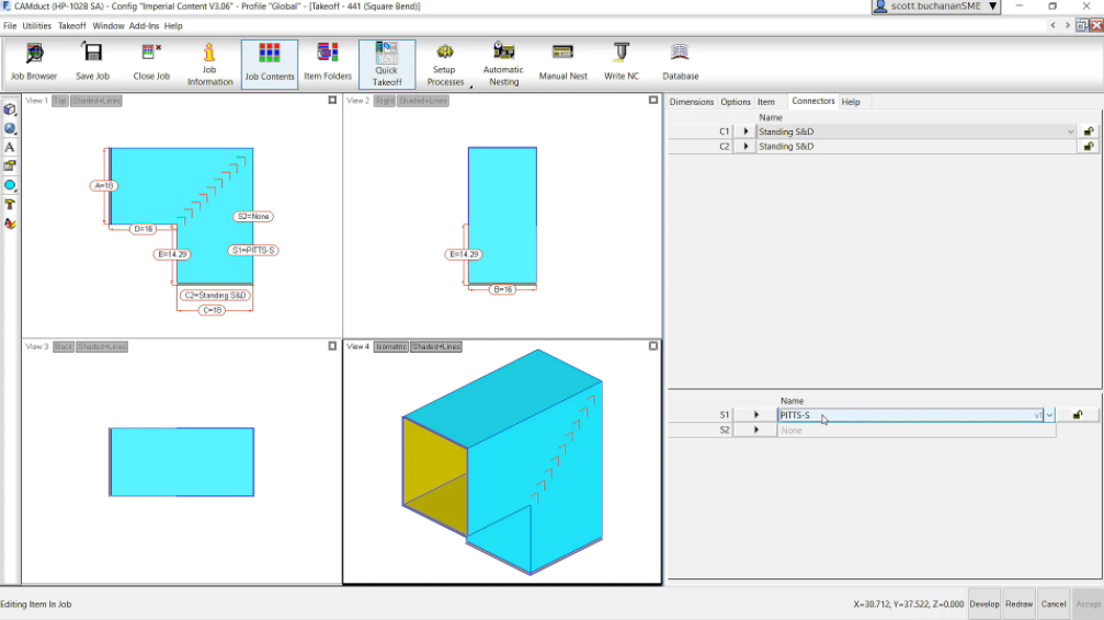 Autodesk Fabrication CAMduct 2022 X64 Free Download