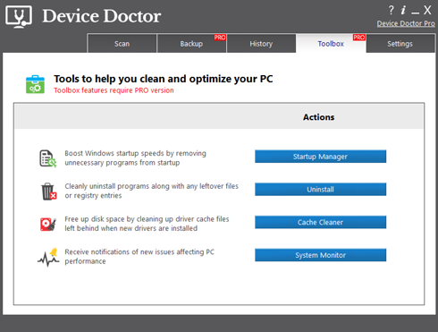Device Doctor Pro 5 Download