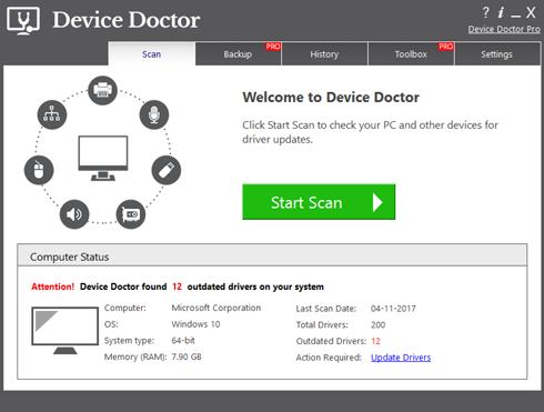 Device Doctor Pro 5 Free Download