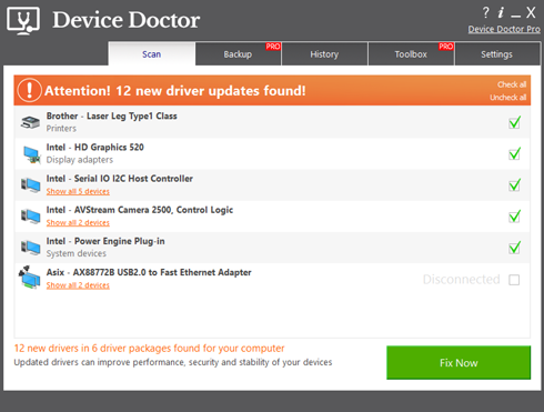 Device Doctor x64 Free Download