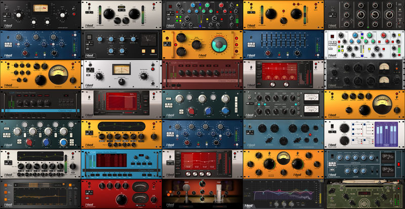 IK Multimedia T-RackS 5 Free Download