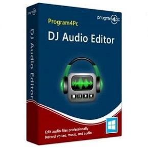 Program4PC Audio Editor 9 Download Free