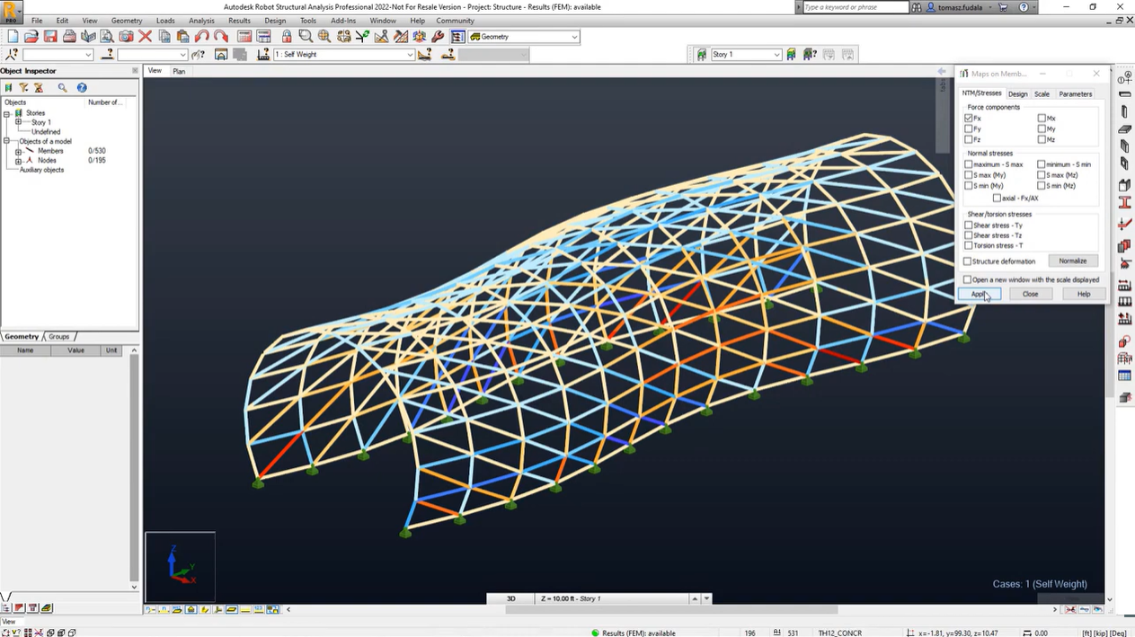 Robot Structural Analysis Professional 2022 Free Download