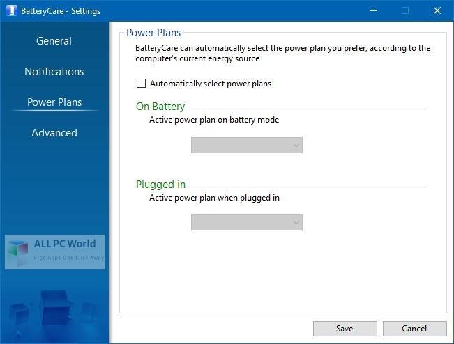 BatteryCare Installer Free Dowload