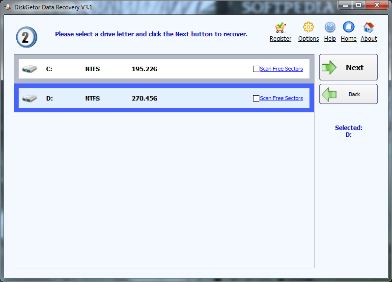 DiskGetor Data Recovery Free Download