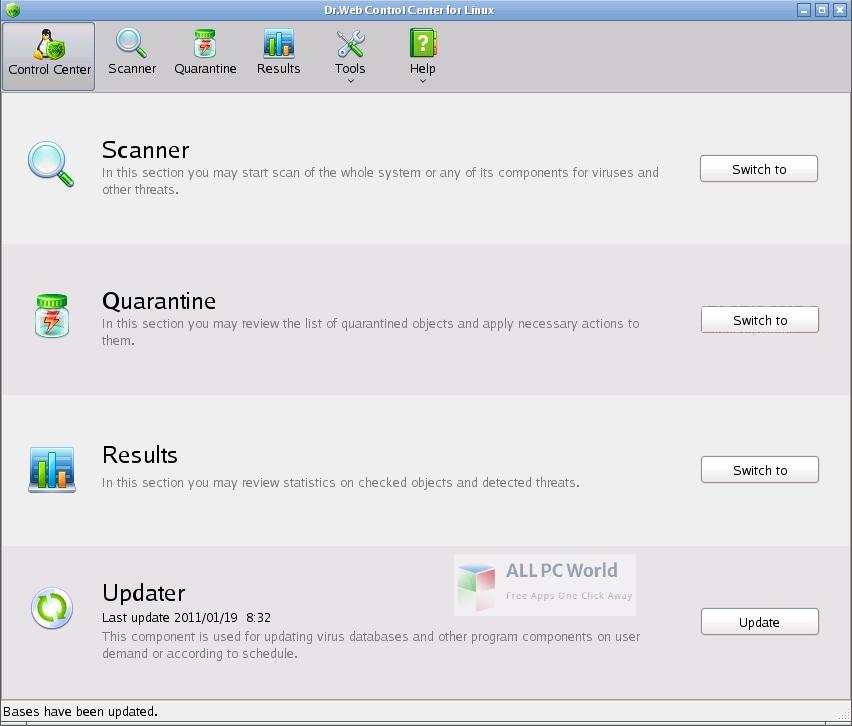 Dr.Web LiveDisk 9 Setup Free Download