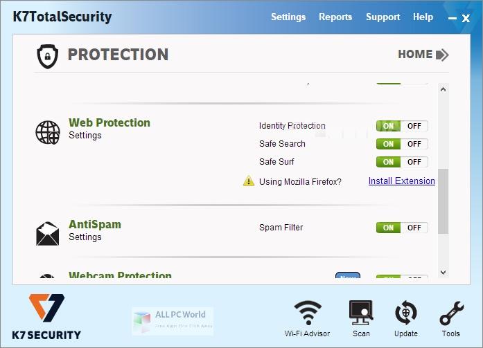 K7 Total Security 16 Installer Free Download