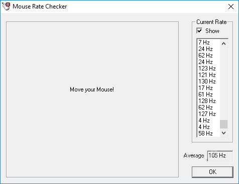 Mouse-Rate-Checker Free Download