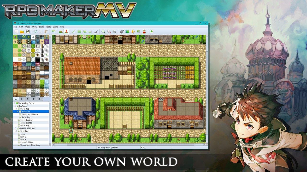 RPG Maker MV Free Download