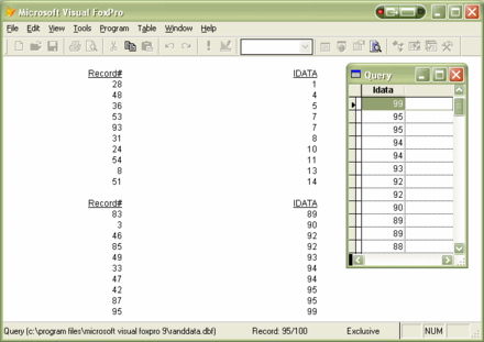 Visual FoxPro 9 Download Free