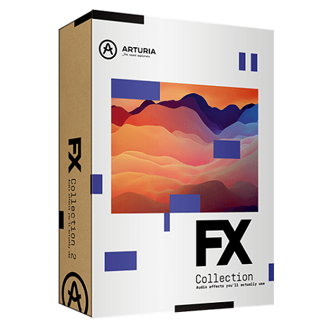 Arturia FX Collection 2021 Free Download