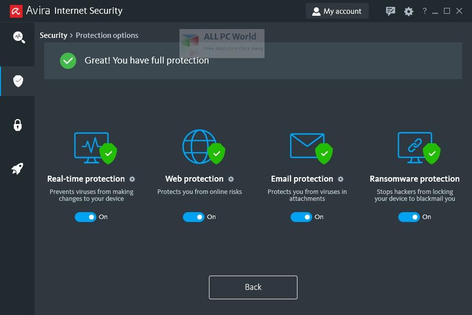 Avira Free Security Setup Free Download