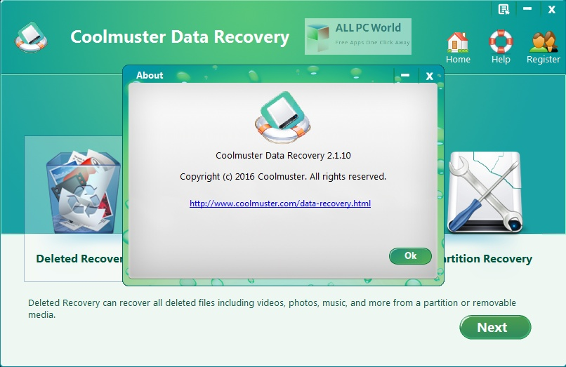 Coolmuster Data Recovery 2 Setup Free Download