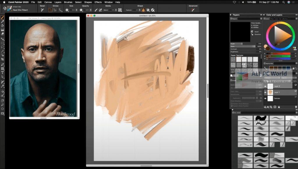 Corel Painter 2022 Installer Free Download
