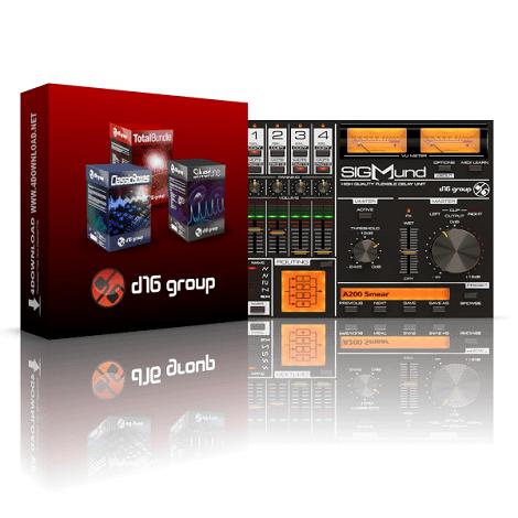 D16 Group Plugin Bundle 2020 Free Download