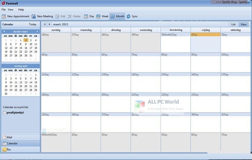 Foxmail 7 Setup Free Download