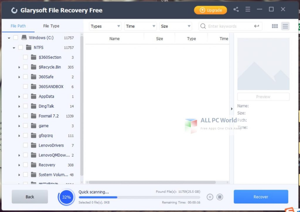 Glarysoft File Recovery Pro Installer Free Download