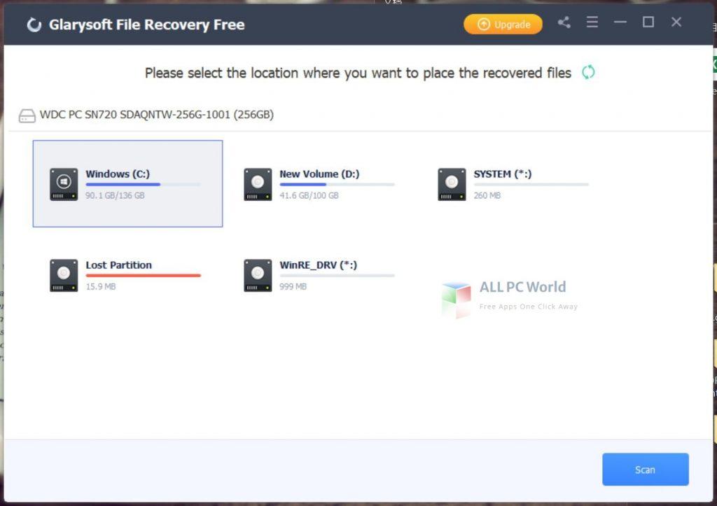 Glarysoft File Recovery Pro Setup Free Download