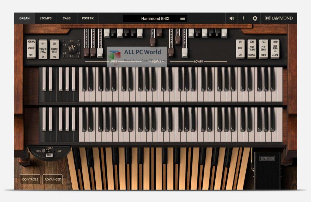 IK Multimedia Hammond B-3X Installer Free Download