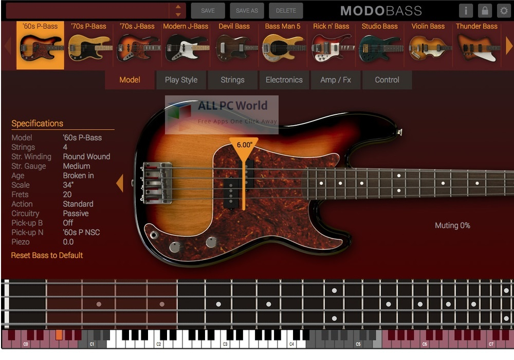 IK Multimedia MODO BASS Installer Free Download