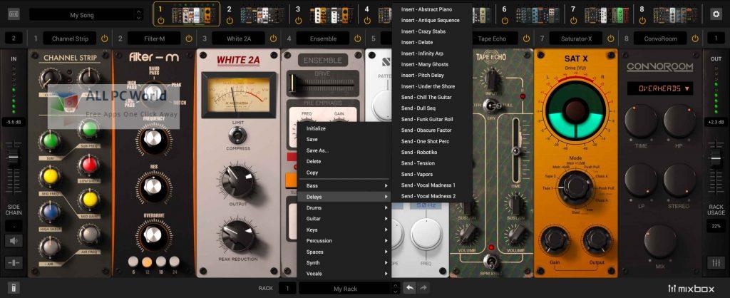 IK Multimedia MixBox Setup Free Download