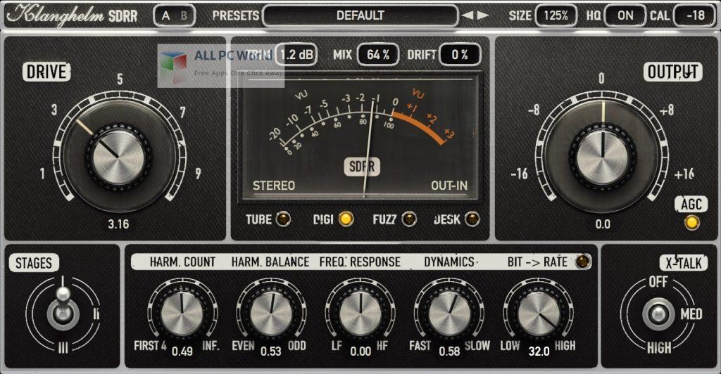 Klanghelm SDRR 2 Setup Free DOwnload