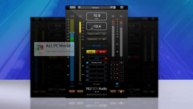 NUGEN Audio MasterCheck Pro Free Download