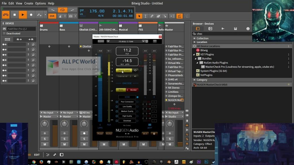 NUGEN Audio MasterCheck Pro Installer Free Download