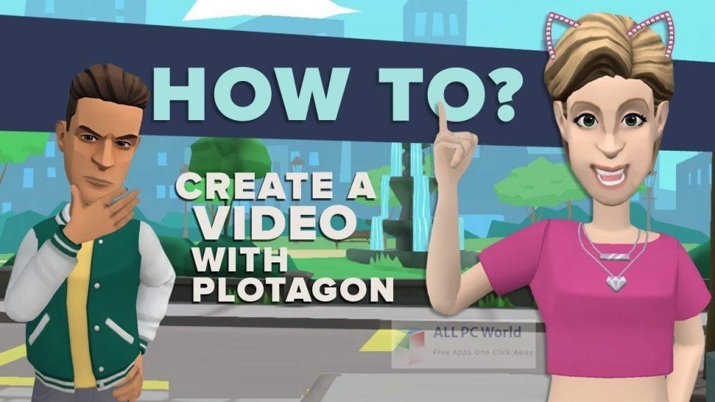 Plotagon Setup Free Download