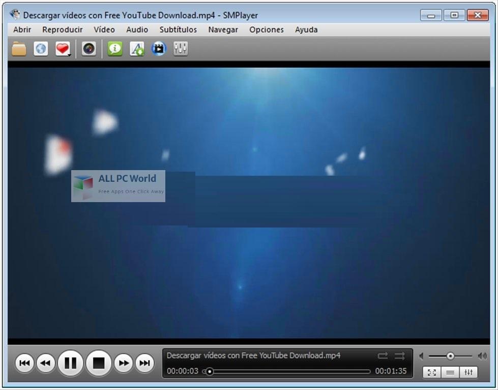 SMPlayer 21 Setup Free DownloadSMPlayer 21 Setup Free Download
