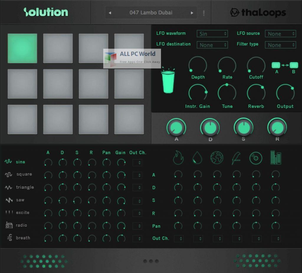 ThaLoops Solution Urban Vault Setup Free Download