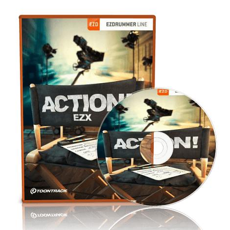 Toontrack Action! EZX Free Download