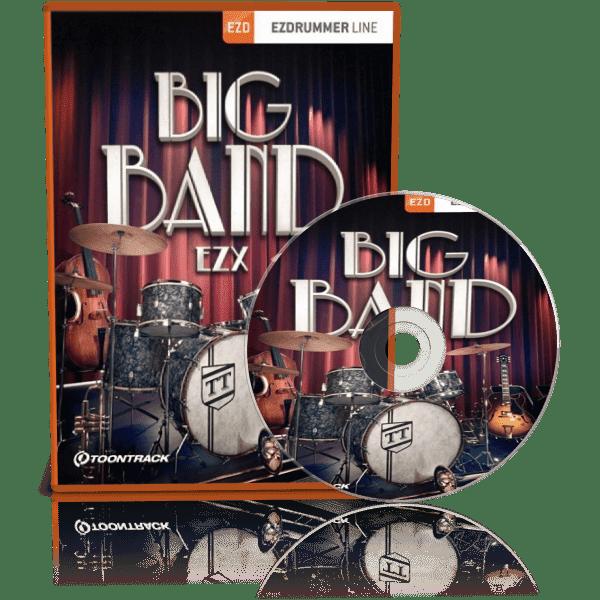 Toontrack Big Band EZX Free Download