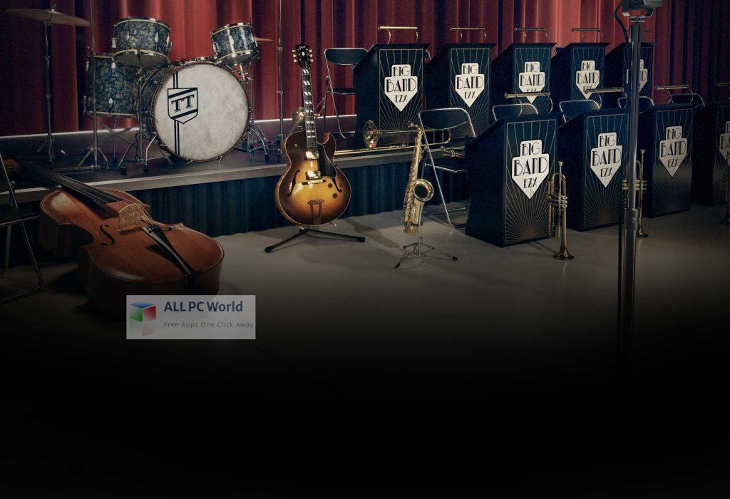 Toontrack Big Band EZX Installer Free Download