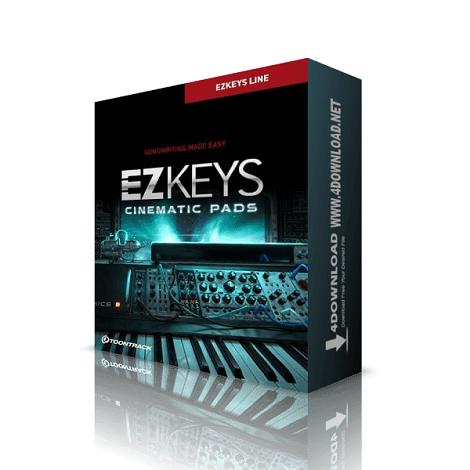 Toontrack EZkeys Cinematic Pads Free Download