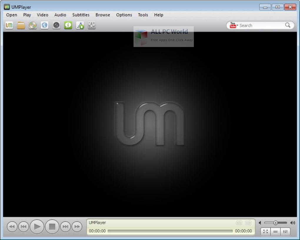 UMPlayer Setup Free Download