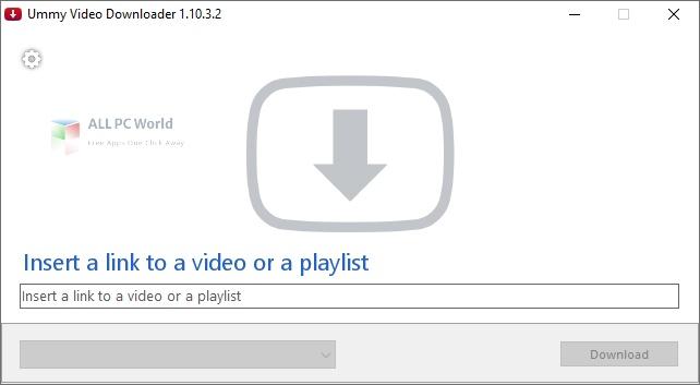 Ummy Video Downloader Setup Free Download