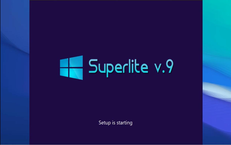 Windows 10 SuperLite Pro v9 Free Download