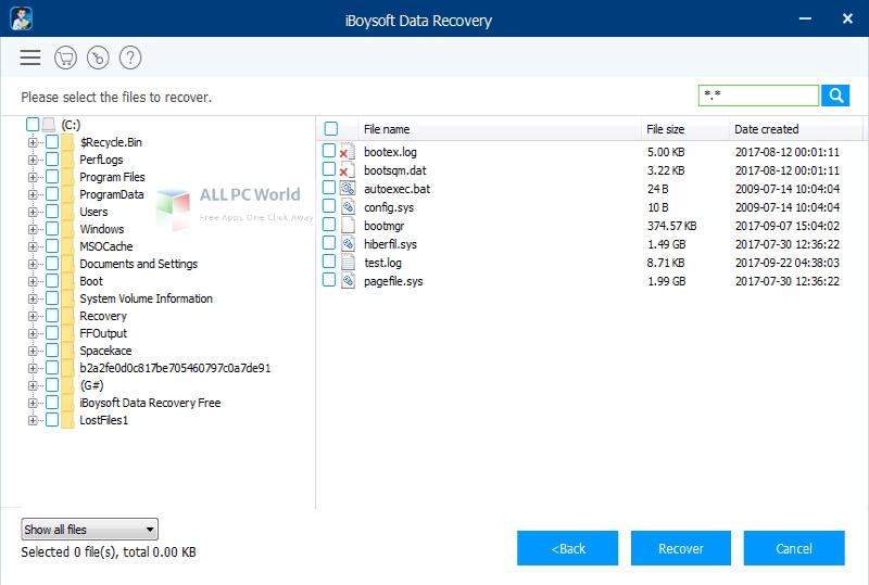 iBatsoft Data Recovery 5 Setup Free Download