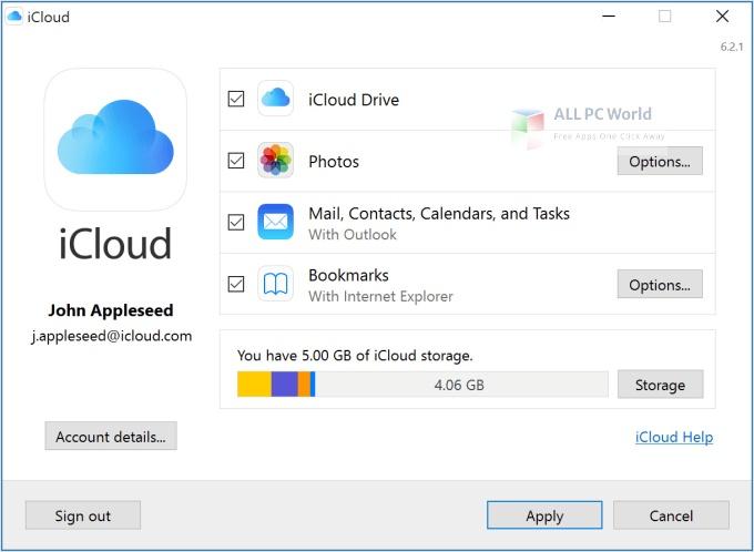 iCloud 7 Setup Free Dwonload