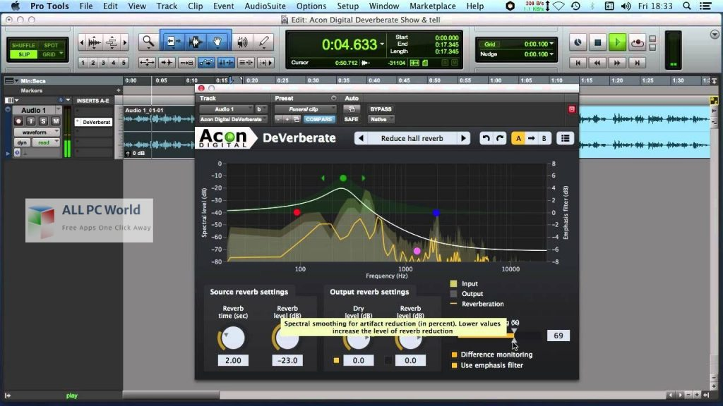 Acon Digital DeVerberate 2 Installer Free Download