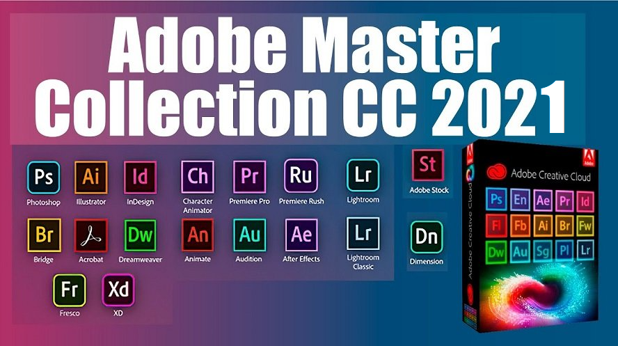 Adobe Master Collection Free Download